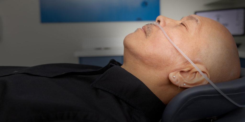 dental patient under sedation seattle wa